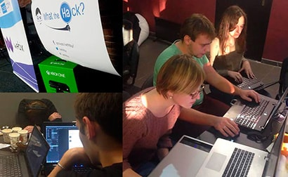 wth hackathon for web developers