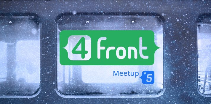 4front #5 meetup for web developers