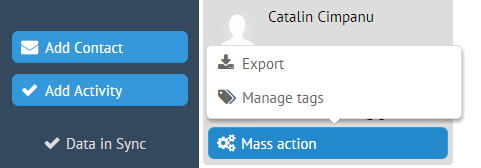 crm mass action