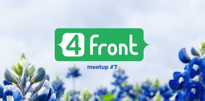 4front meetup #7