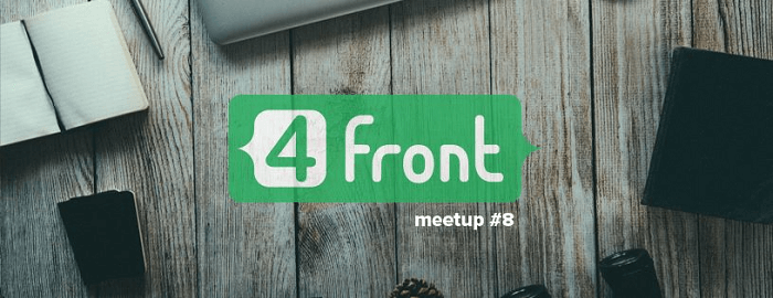 4front meetup frontend
