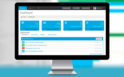 Project Management Tool For Communications Portal
