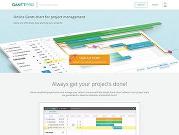 website development example