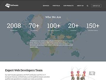 Front End Web Development Trends