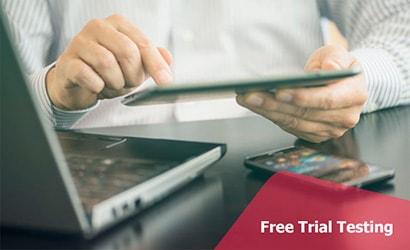 free trial testing