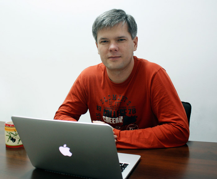 Vitaly Hornik - the head of outsourcing department in the XB Software