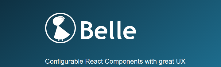 belle react library