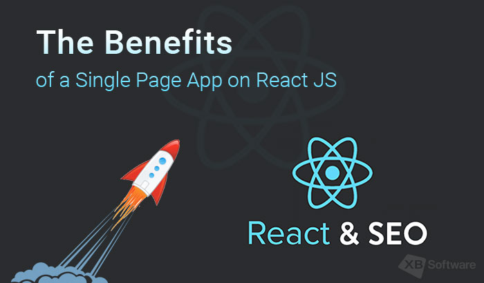 isomorphic react application
