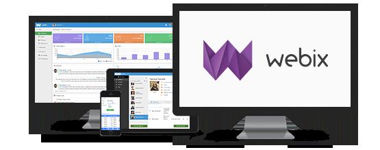 webix data visualization