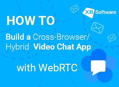 how to build webrtc app
