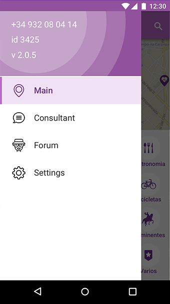 geolocation mobile app