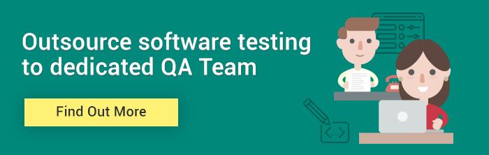 QA dedicated team