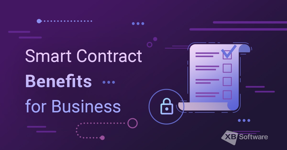 Benefits of smart contracts Smart Contracts Industry