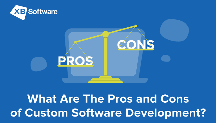 Pros and Cons of Custom Software Development