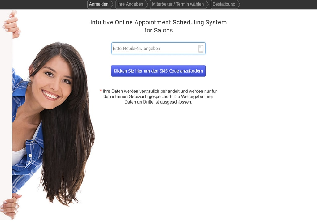 Online Appointment Scheduling System