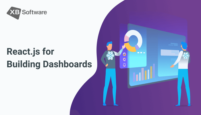 React JS for dasboards