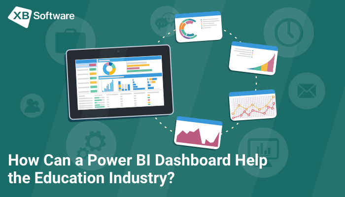 BI dashboards in education