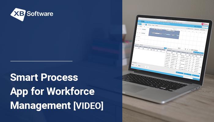 smart process app HRM