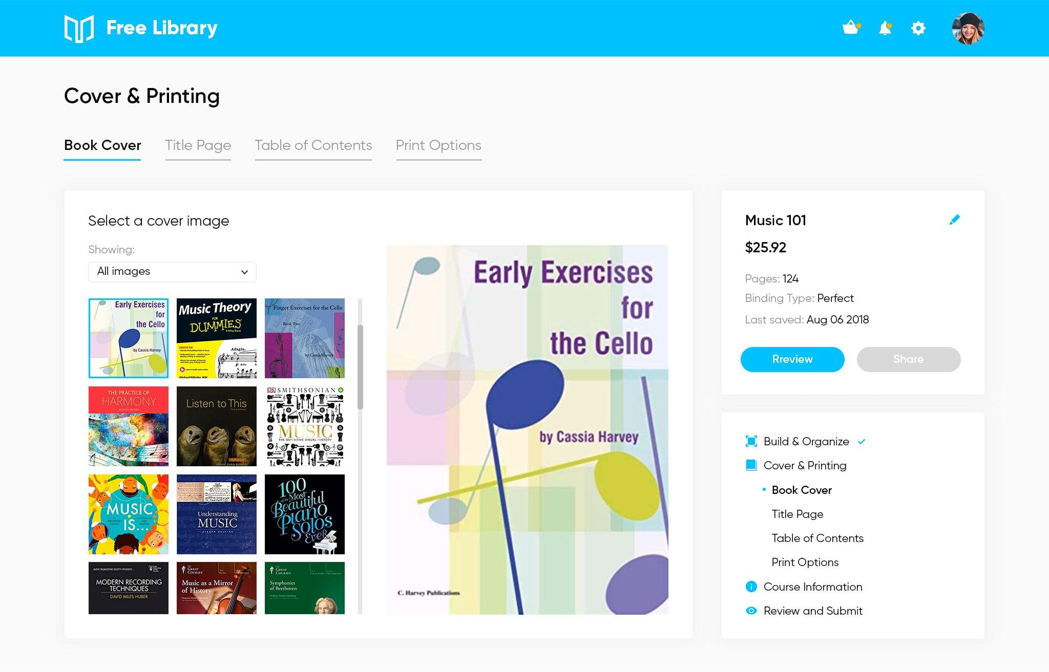 online digital library 2