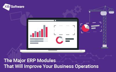 ERP modules small