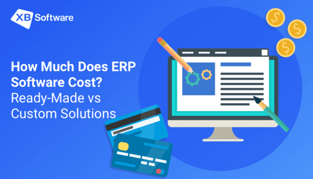 ERP system's cost