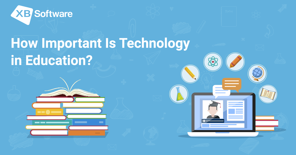 technology education important educational software