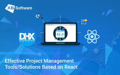 an Effective Project Management Solution Based on React small