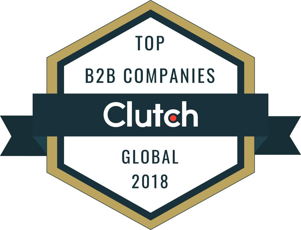 Clutch's rating
