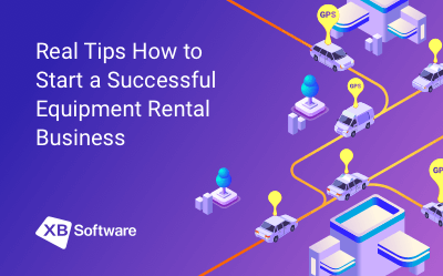 Software for rental business