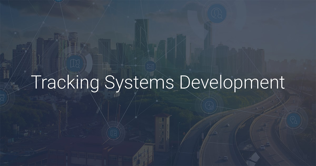 Tracking System Software Development - XB Software