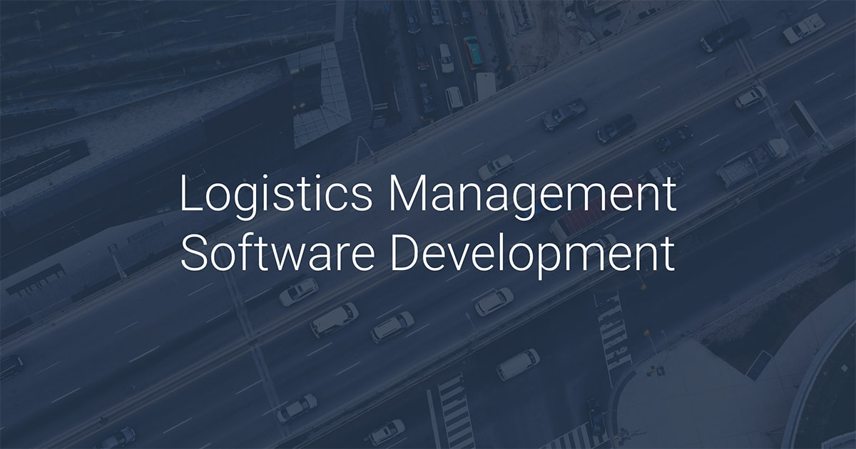 Logistics and Transportation Software Development - XB Software
