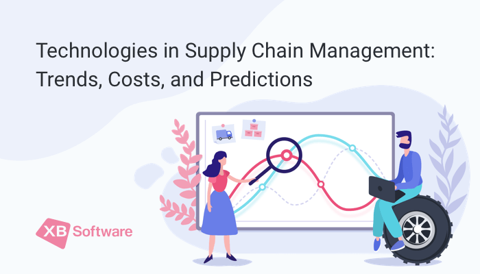 technologies in supply chain management